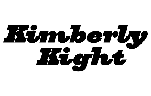 Kimberly Kight Portfolio Site